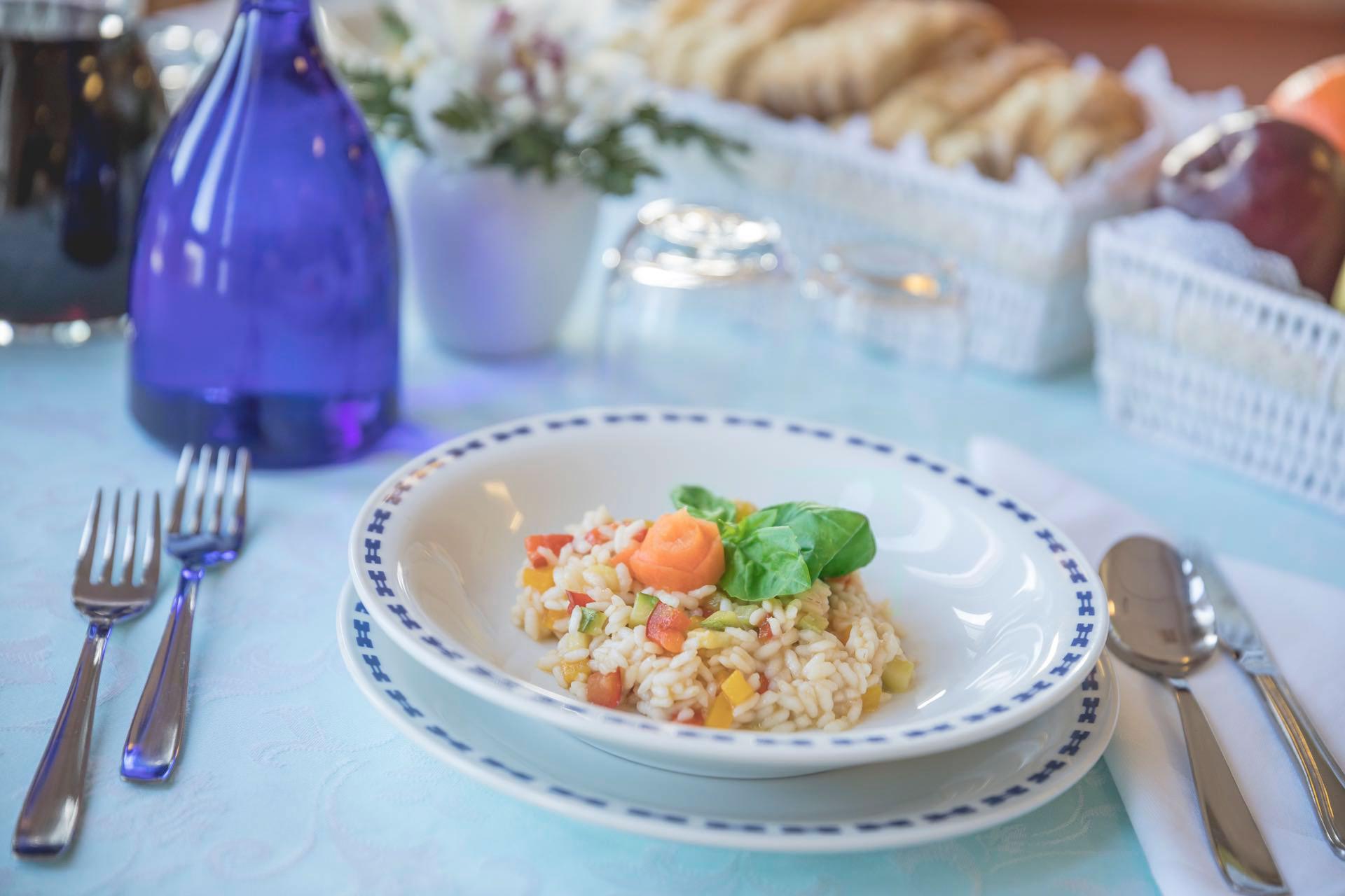 Casa di Riposo Orsi Mangelli Forlì ti invito a cena