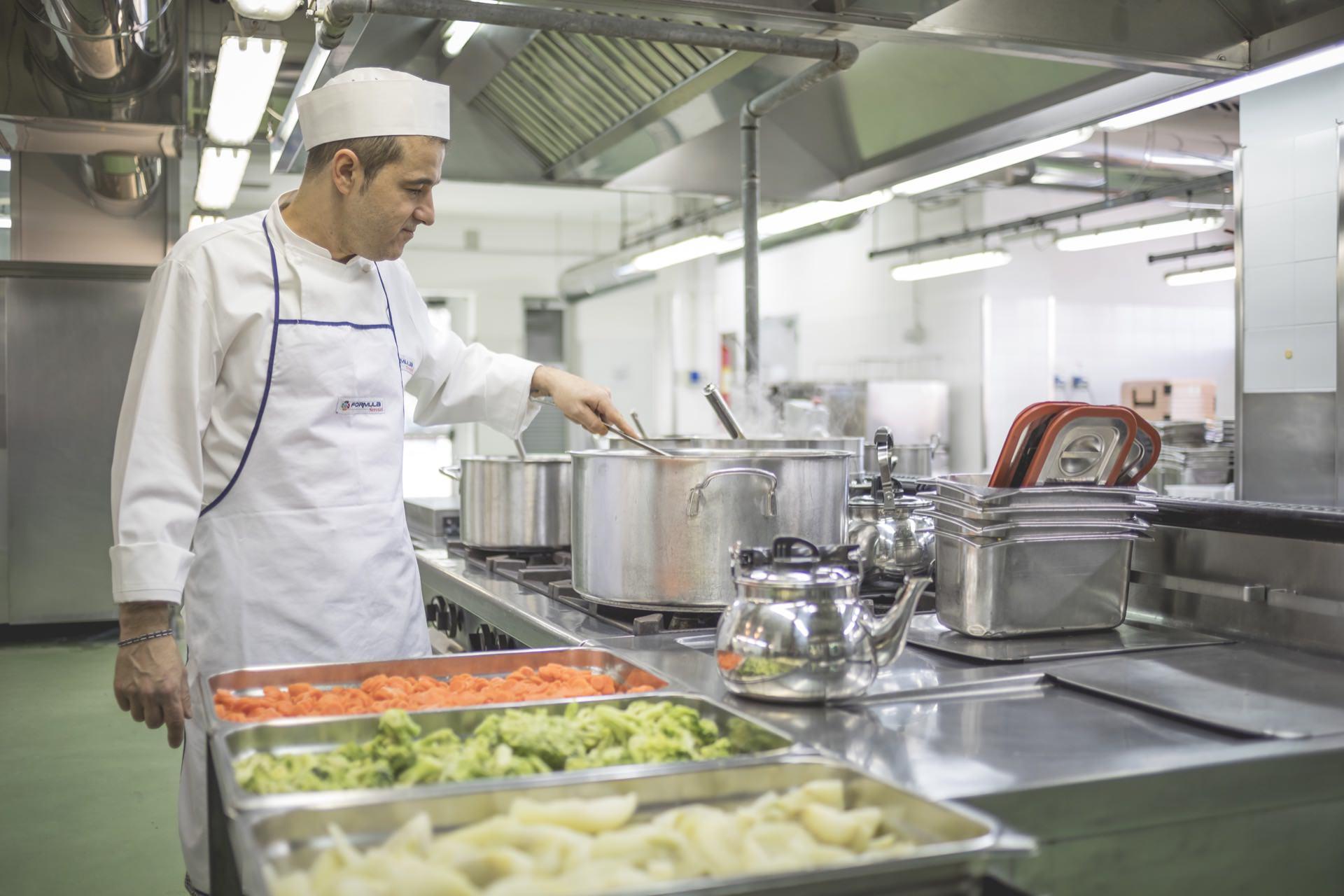 Casa di Riposo Orsi Mangelli Forlì cucina