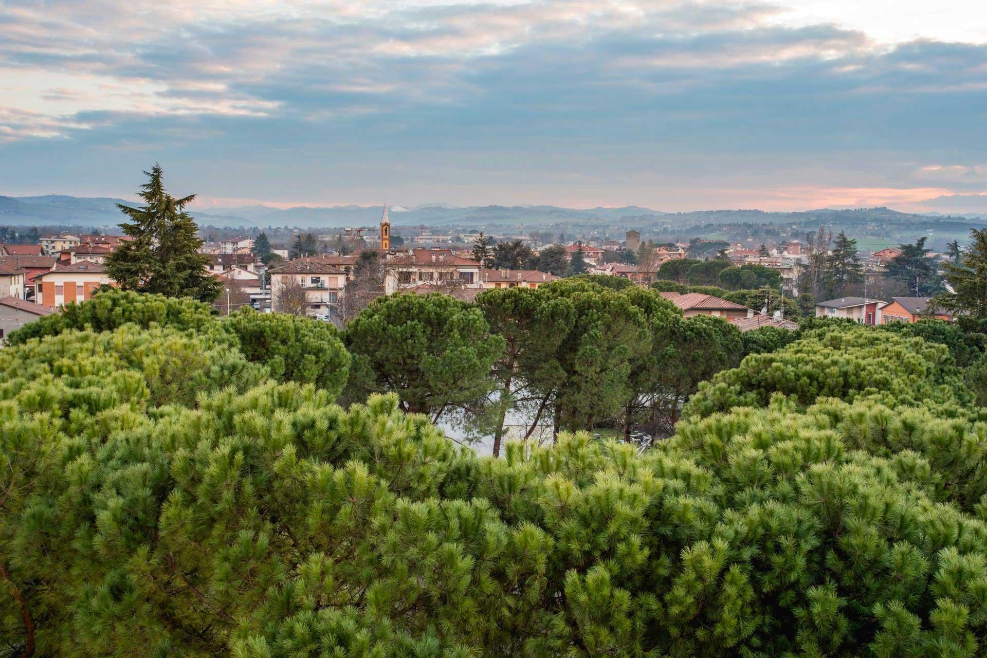 Casa di Riposo Orsi Mangelli Forlì vista panoramica città